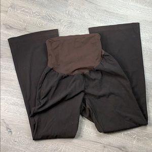 Motherhood Maternity Dress Pants size Large